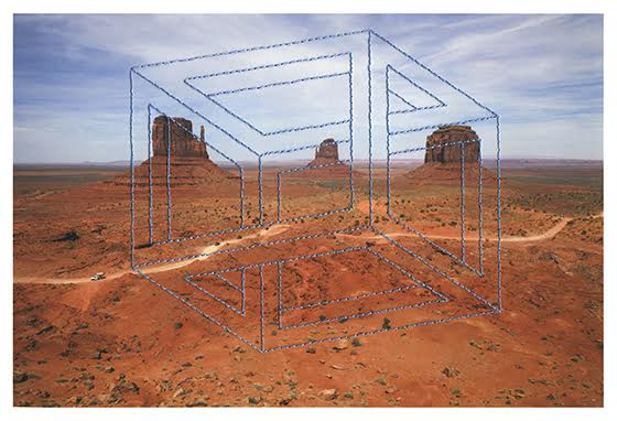 Millee Tibbs, Impossible Geometries (Monument Valley)