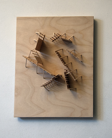 Fritz Horstman, Formwork for a Spiral Movement 2
